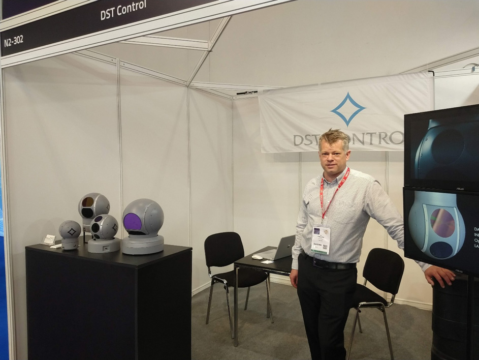 DST CONTROL at the DSEI